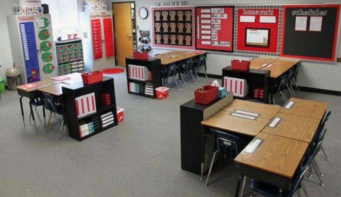 The 21st Century Classroom: 7 Ways to Arrange Collaborative ...